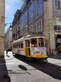 Bonde em Lisboa fotos de stock royalty free