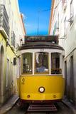 Bonde 28, Lisboa fotos de stock