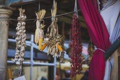 Bondegrönsakmarknad royaltyfri bild