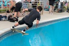 Bondi冰鞋公园 图库摄影