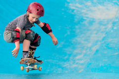 Bondi冰鞋公园 免版税库存图片