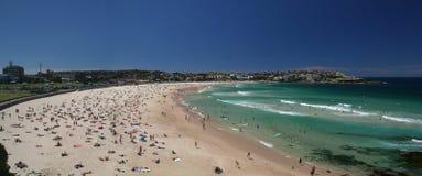 bondi пляжа Стоковое Фото