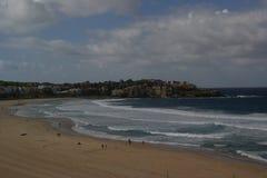 bondi пляжа Австралии Стоковые Фото