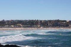 bondi Сидней пляжа стоковые изображения rf