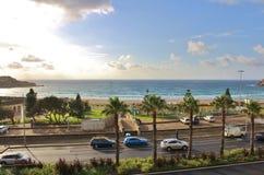 bondi Сидней пляжа Стоковое фото RF