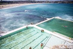 Bondi Beach, Australia Royalty Free Stock Image