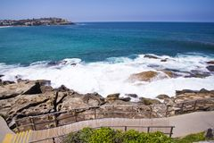 Bondi Beach, Australia Royalty Free Stock Photography