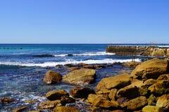 Bondi Beach, Australia stock image