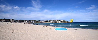 Bondi beach near Sydney Australia Stock Photos