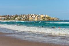Bondi Beach, New South Wales, Australia Royalty Free Stock Images