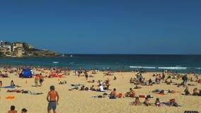 Bondi beach pan Stock Photography