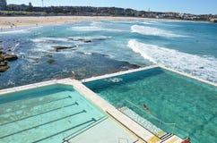 Bondi Beach. Photo taken at Bondi Beach, Sydney, Australia Royalty Free Stock Photo