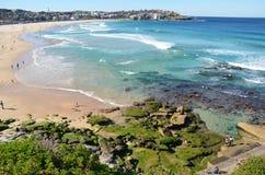 Bondi Beach. Photo taken at Bondi Beach, Sydney, Australia Royalty Free Stock Photography