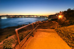 Bondi beach scenic Stock Photo