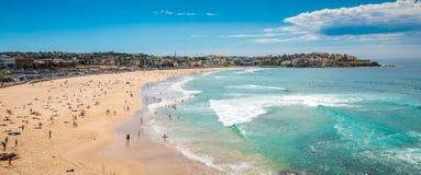 Bondi Beach skyline Royalty Free Stock Images