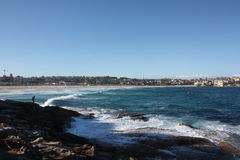 Bondi beach Sydney Royalty Free Stock Photography