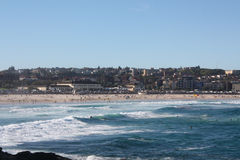 Bondi beach Sydney Royalty Free Stock Images