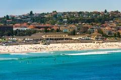Bondi Beach in Sydney, Australia Stock Photography