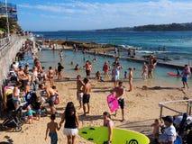 Bondi Beach, Sydney, Australia Stock Images