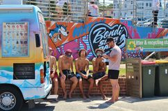Bondi Beach, Sydney Stock Images