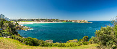 Bondi Beach in Sydney Australia Stock Photos