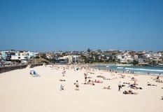 Bondi Beach Sydney royalty free stock photography
