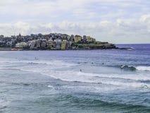 Bondi Beach, Sydney, NSW, Australia Stock Photos