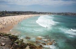 Bondi Beach Sydney stock images