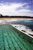 Bondi Beach. Taken at Sydney's most famous beach, Bondi during a summers day Stock Photo