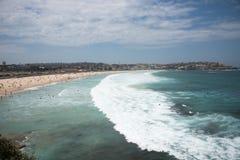 Bondi Beach Waves stock photo