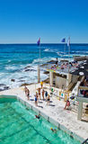 Bondi Icebergs Royalty Free Stock Photography
