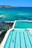 Bondi Icebergs pool Royalty Free Stock Photography