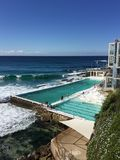 Bondi Icebergs POOL Stock Photography