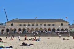 923/5000 Bondi paviljong, Bondi strand, Sydney Royaltyfri Bild