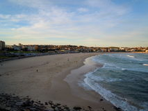 Bondi plaży panorama Zdjęcie Stock