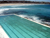 Bondi Pool Stock Images
