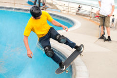 Bondi Skate Park Royalty Free Stock Images