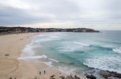 Bondi-Strand, Sydney Australia Lizenzfreie Stockfotos