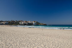 Bondi strand, Sydney, NSW, Australien Fotografering för Bildbyråer