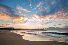 Bondi Sunrise Royalty Free Stock Photography