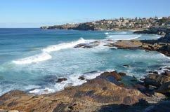 Bondi, Sydney, Australia. Coastal Walk @ Bondi, Sydney, Australia Stock Photo