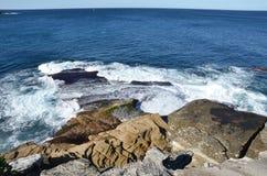 Bondi, Sydney, Australia. Coastal Walk @ Bondi, Sydney, Australia Royalty Free Stock Photos