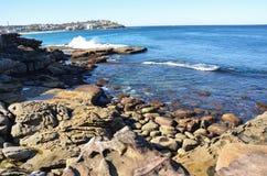 Bondi, Sydney, Australia. Coastal Walk @ Bondi, Sydney, Australia Stock Images