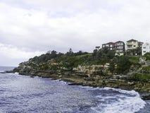 Bondi to Coogee, Sydney, NSW, Australia Stock Images
