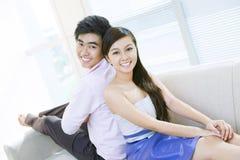 Bonding couple Stock Photography