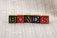 bonds Royaltyfria Bilder