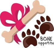 Bone Appetite Royalty Free Stock Image