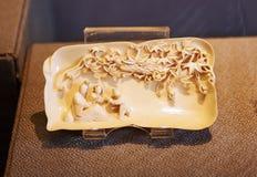 Bone carving Royalty Free Stock Image