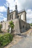 The Bone Church in Kutna Hora, Czech Republic. Skulls in Kutna Hora, Czech Republic Royalty Free Stock Image