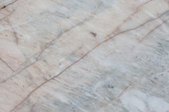 Bone marble with thiny line Stock Image